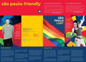 Guia LGBT - São Paulo Turismo