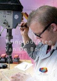 Tuinproducten van De Boei - De Boei - Ipse de Bruggen