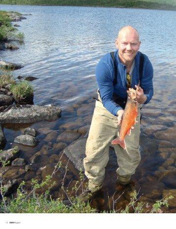 Läs mer Sportfiske med Mats Sundin. - Bmw