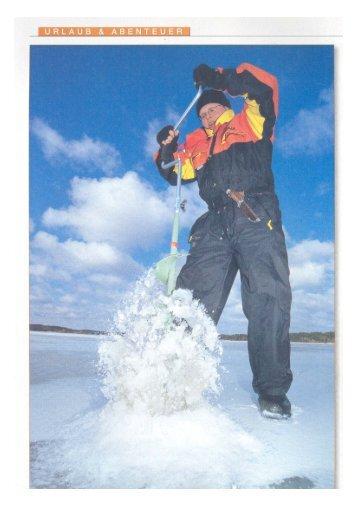 Finnland: Im Frost erstarrt - FinS-Tours