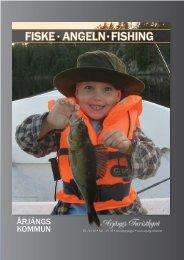 FISKE ANGELN FISHING - Årjängs kommun