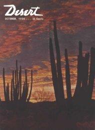 Prospector - Desert Magazine of the Southwest