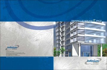 Download Brochure - Infinium Digispace is technology park for