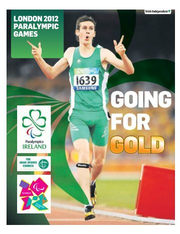to download the supplement [PDF] - Paralympics Ireland