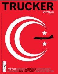 Trucker Magazine: Winter 03 - Hawkblocker.com
