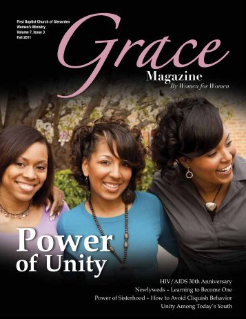 of Unity - First Baptist Church of Glenarden