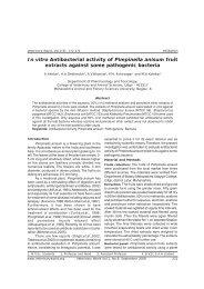 Evaluation of live gumboro vaccine prepared from