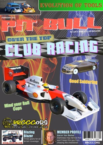 February - Boronia Radio Controlled Car Club