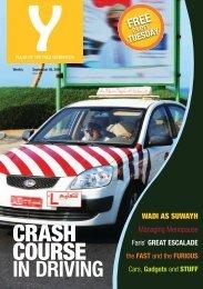 Y Tabloid - Issue 87 - September 08, 2009 - Y-Oman