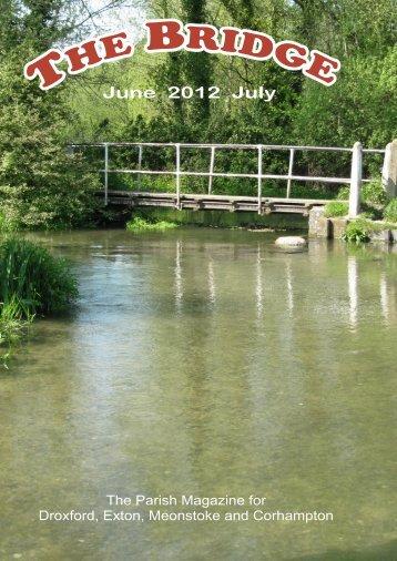 Bridge June - July Web copy - Bridge Parishes
