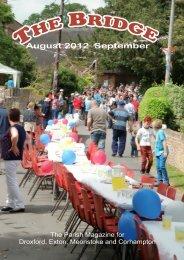 The Bridge for August & September - Bridge Parishes