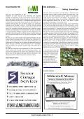 GREAT BOWDEN NEWSLETTER - Great Bowden Village Website - Page 5