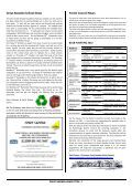 GREAT BOWDEN NEWSLETTER - Great Bowden Village Website - Page 7