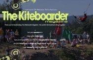 Pimp Yo Kite - The Kiteboarder Magazine