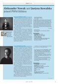 Quarta - Polish Contemporary Music Magazine - Page 5