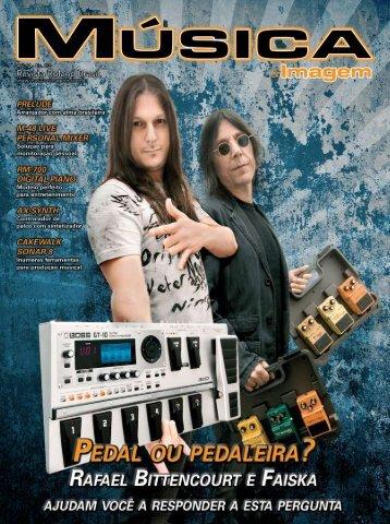 Música & Imagem - Roland