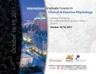 Clinical & Exercise Physiology - Oroboros