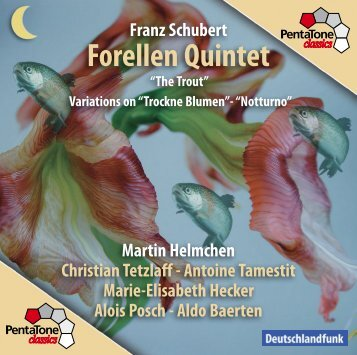 Franz Schubert Forellen Quintet - eClassical