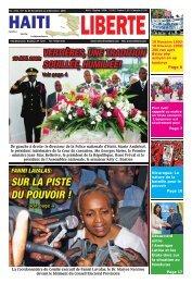 SUR LA PISTE DU POUVOIR ! - Haiti Liberte