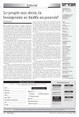 SUR LA PISTE DU POUVOIR ! - Haiti Liberte - Page 2