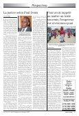 SUR LA PISTE DU POUVOIR ! - Haiti Liberte - Page 7