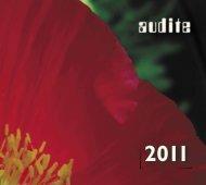 10024_10025 Textheft _ Katalog 2011 _ 136x122_88 ... - audite!