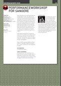 dansk musiker forbund for professionelle musikere efterår ... - Artlab - Page 6