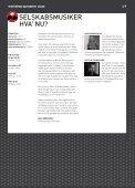 dansk musiker forbund for professionelle musikere efterår ... - Artlab - Page 7