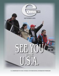 See You in the USA - Photo Gallery - US Department of State