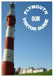 Download our Plymouth Visitor Guide - Sound Lets