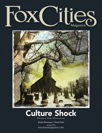 Culture Shock - Fox Cities Magazine