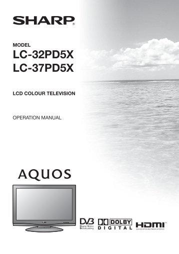 Sharp aquos firmware