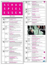 02 - Schauspiel Essen