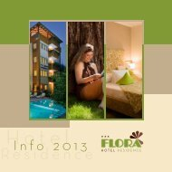 Residence - Hotel Residence Flora Meran