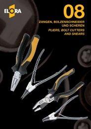 Elora 3245020271000 Screwdriver socket 1//2 for TORX safety screws Size 27