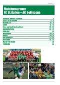 FC St.Gallen - AC Bellinzona - Seite 3