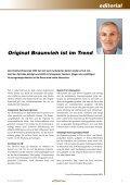 CHbraunvieh 09-2011 - Schweizer Braunviehzuchtverband - Seite 3