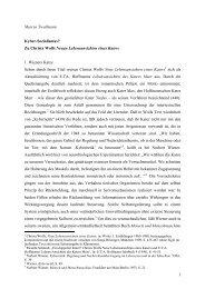 Kyber-Sozialismus? - Universität Konstanz