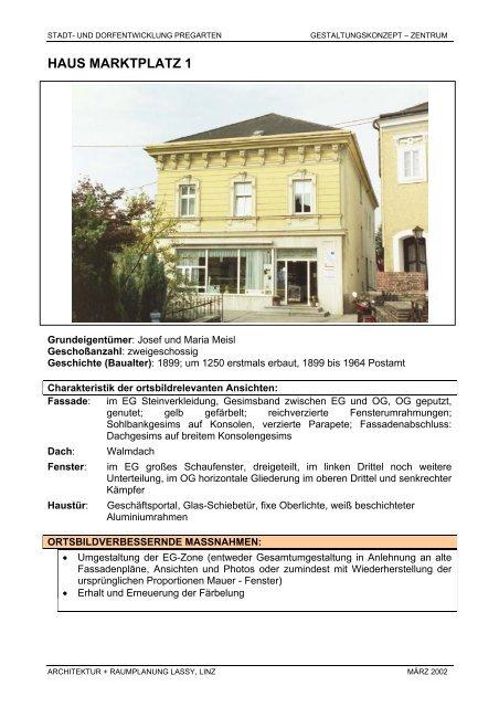 Haus Wiesinger Pregarten