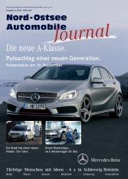 Zu unserem Journal - Mercedes-Benz Nord-Ostsee Automobile