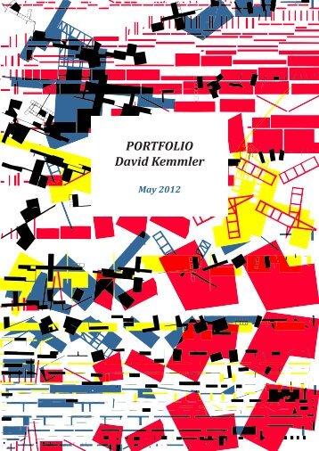 PORTFOLIO David Kemmler