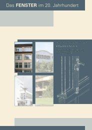 panzerfenster - Holzmanufaktur Rottweil
