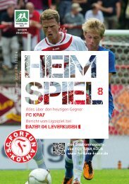 Download als PDF - SC Fortuna Köln