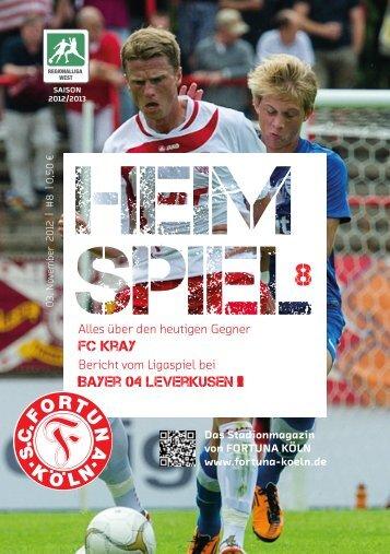 Download als PDF - SC Fortuna Köln