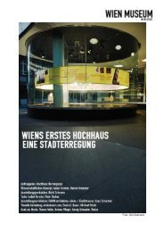 IN DER STADT - Wien Museum
