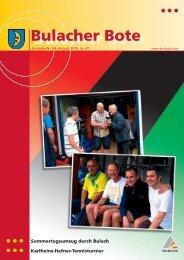 Bulacher Bote Bulacher Bote - KA-News