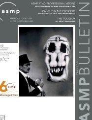 bulletin asmp at 60: professional visions - ASMP-American Society ...