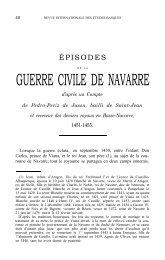 Episodes de la guerre civile de Navarre: d' après un Compte de ...