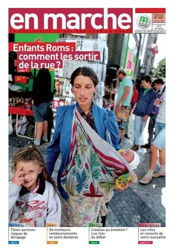 Enfants Roms: comment les sortir de la rue? - Academos