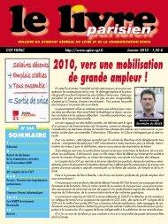 2010, vers une mobilisation de grande ampleur - Union Locale CGT ...